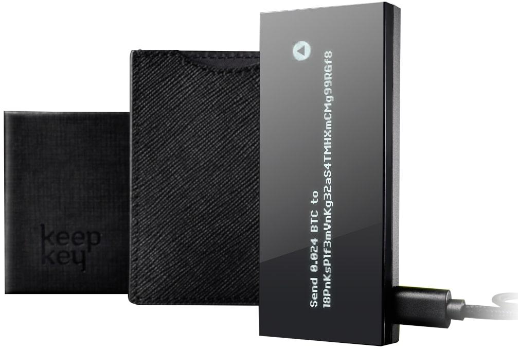 KeepKey - Wallet Device