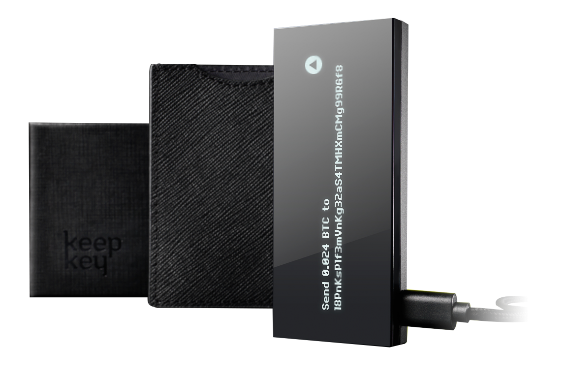 KeepKey Wallet Review