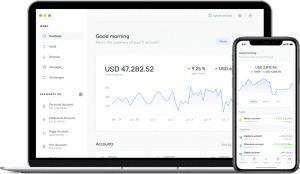 Ledger Live and Apps
