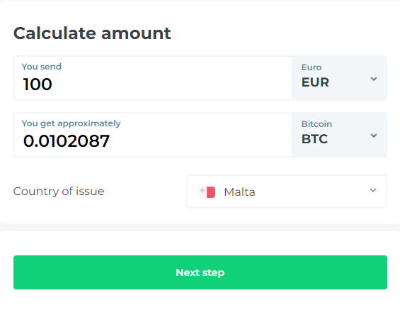 Changelly Buy Bitcoin