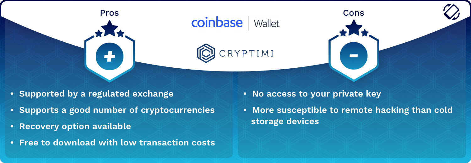 Coinbase Wallet Pros and Cons