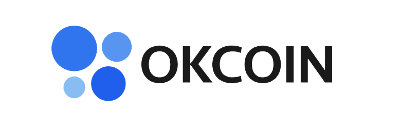 OkCoin Exchange Wallet Logo