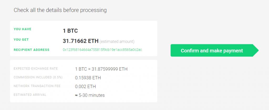 Buying Ethereum