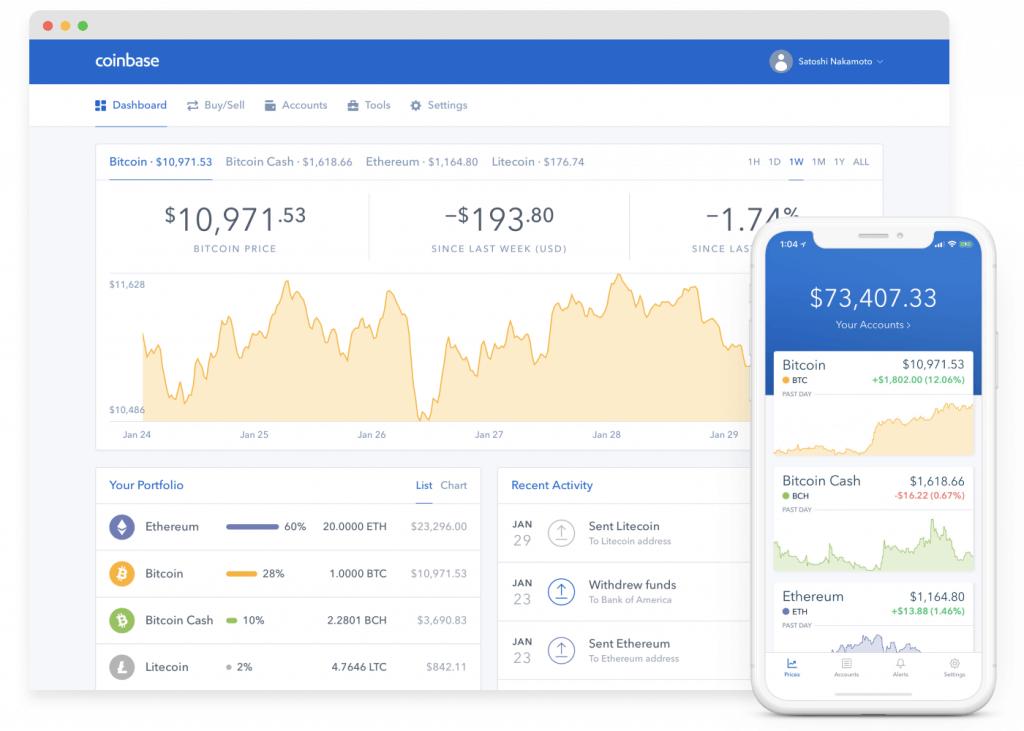 Coinbase Trade