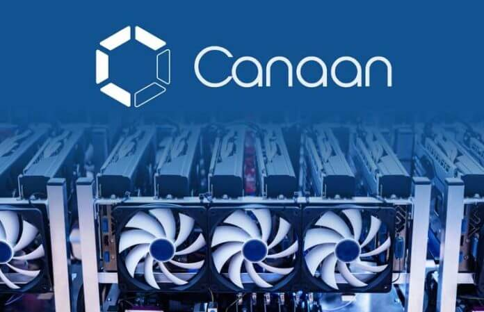 Canaan is Going to The US; Planning a Wall Street IPO