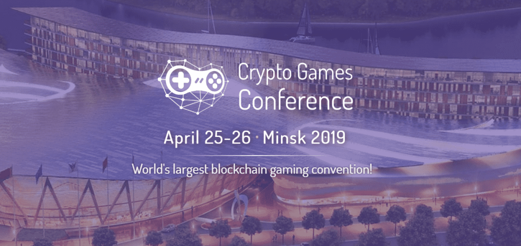 The Third Crypto Games Conference is Announced