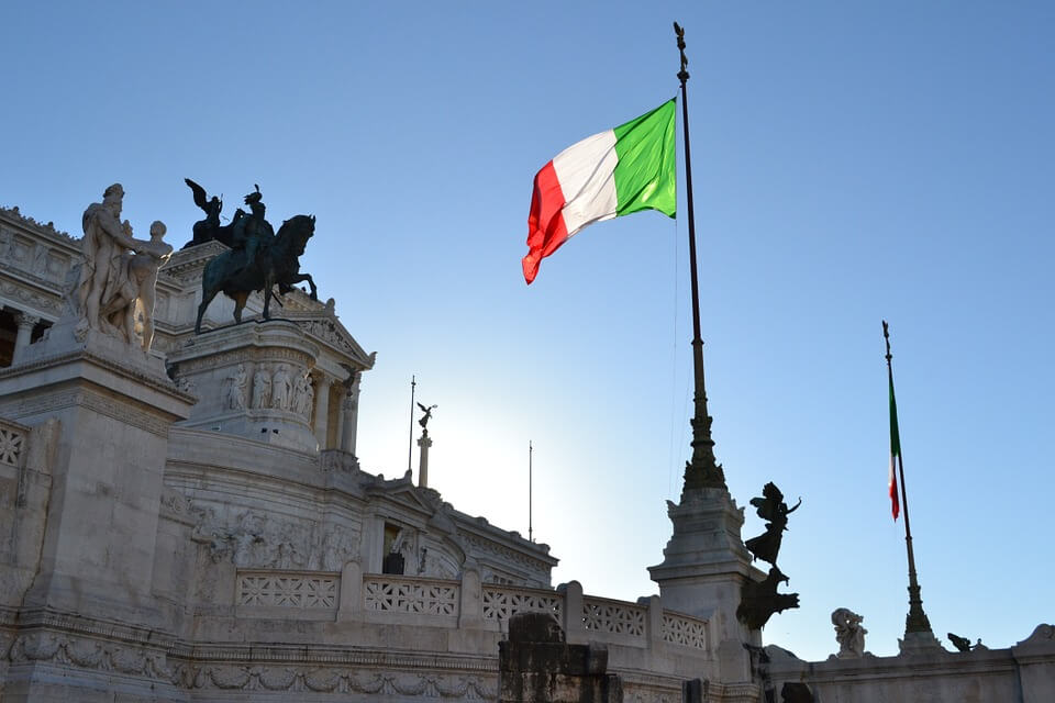 Italy to Legalise Blockchain and Smart Contracts Timestamping