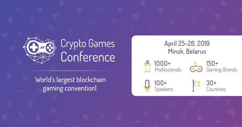 Crypto Games Conference Details