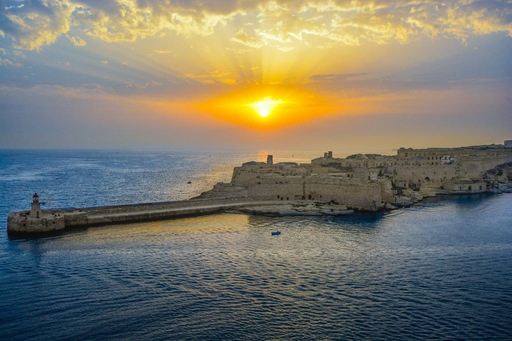 Malta Proud to be Blockchain Island; Crypto safety Promoted
