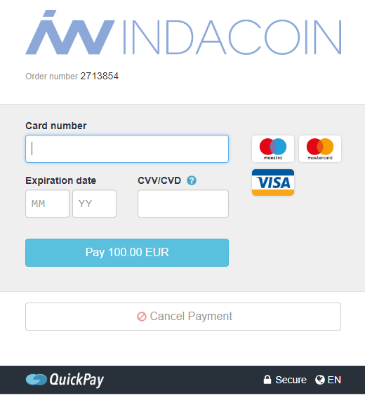 indacoin buy bitcoin screen 4