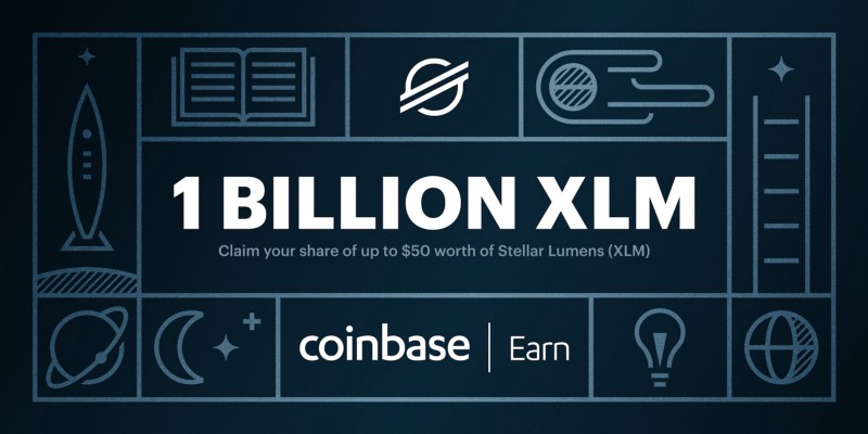 CoinBase Poised to Giveaway 1 Billion XLM To Users