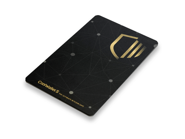 CoolWallet S Card Cover