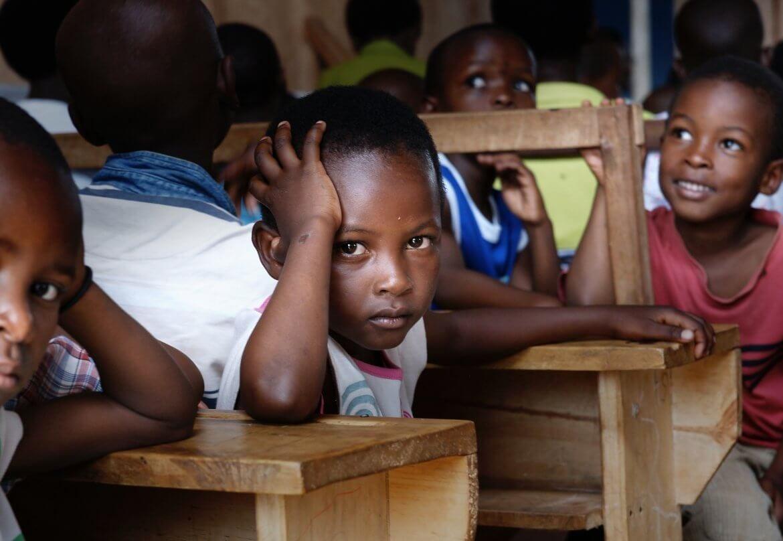 Binance's Lunch for Children Program Adds 10 New Schools In Uganda