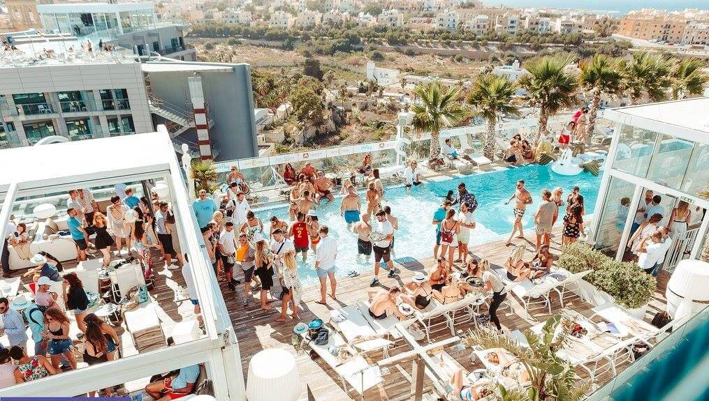 Malta AI & Blockchain Summit Launching Exclusive Pool Party