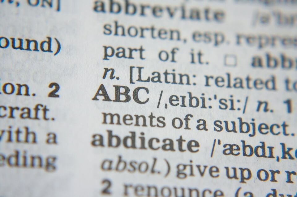 A Beginner's Dictionary For Crypto Jargon PART 1