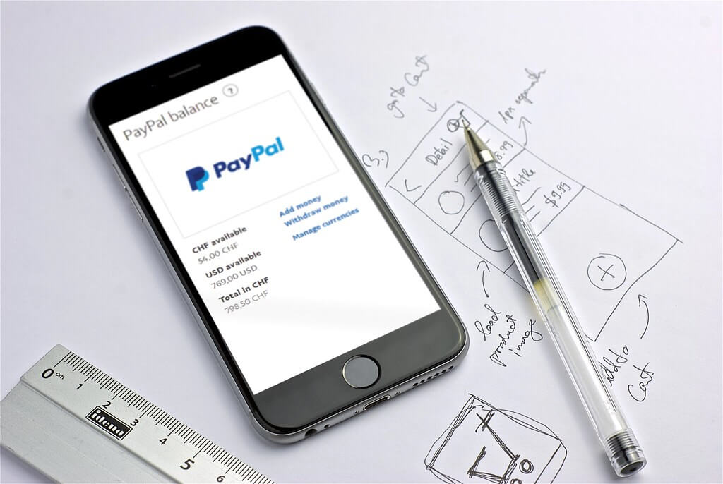 PayPal Shuns Bitcoin, Keeps Working On Blockchain Projects