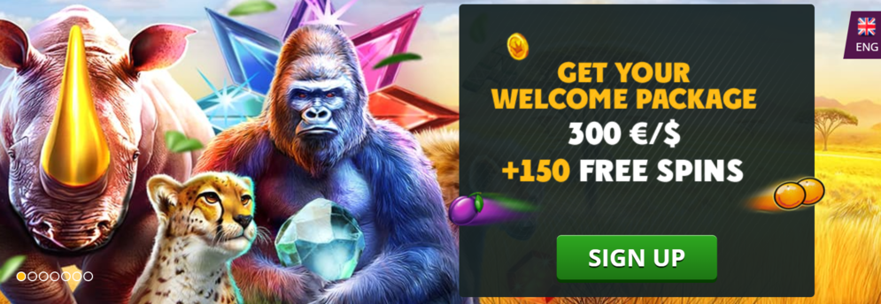 PlayAmo Review - Welcome Bonus