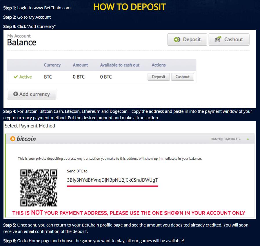 How-to-deposit-Bitcoin-on-BetChain-Casino