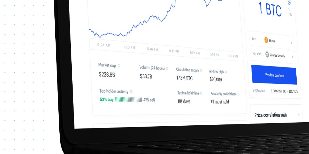 """Coinbase Now Offer """"EXCLUSIVE"""" Trading Data"""
