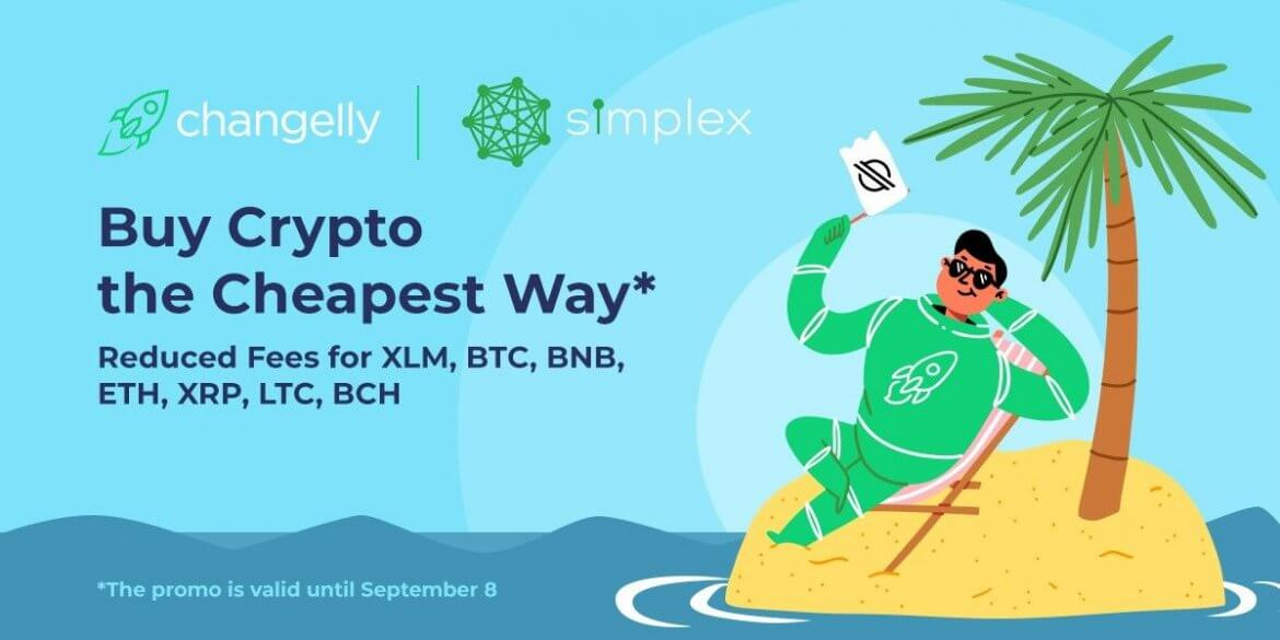 Changelly Slash Crypto Purchase Fees In New Promo