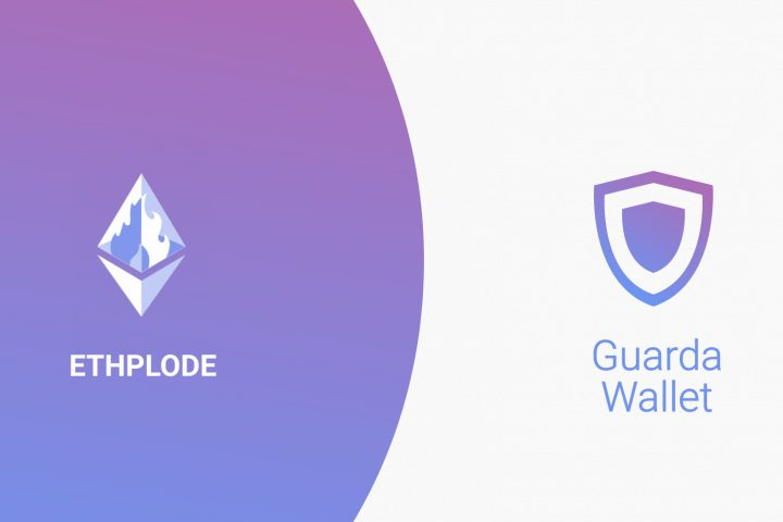 Guarda Partner Up with ETHplode For Token Giveaway