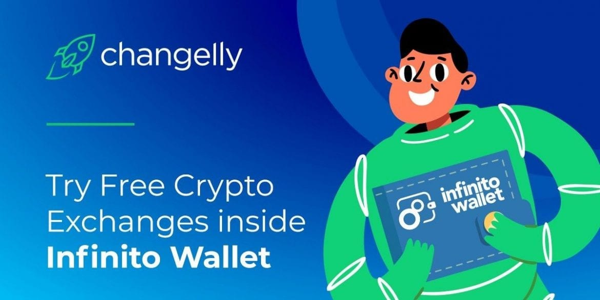 Changelly and Infinito Team Up For New Promo