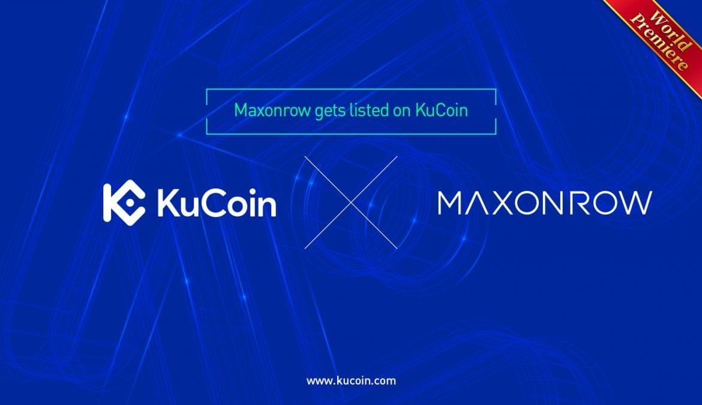 KuCoin Announces Two New Listings, Maxonrow (MXW) and Swipe (SXP)