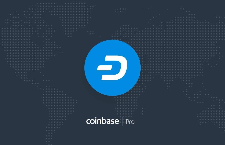Dash Set For Monday Coinbase Pro Listing