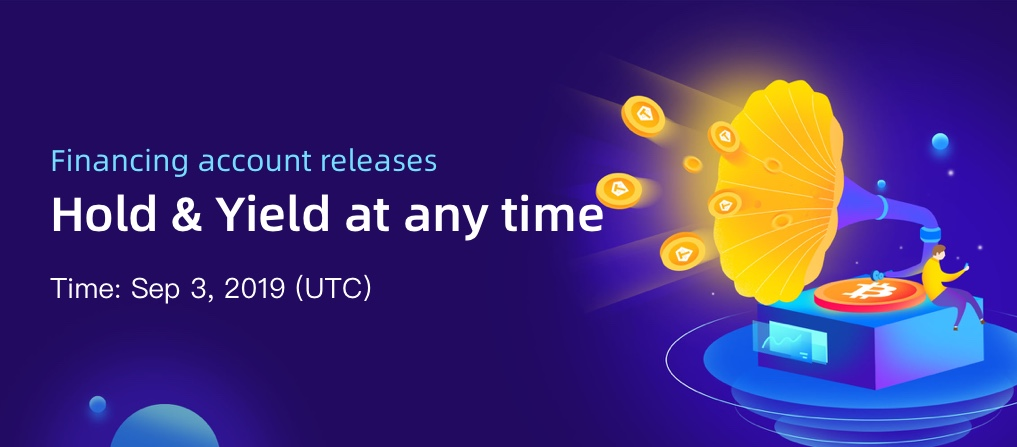 Financing Accounts Go Live on CoinEx