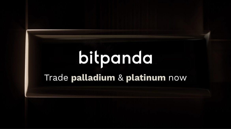 Bitpanda Launch Digitized Palladium and Platinum Trading