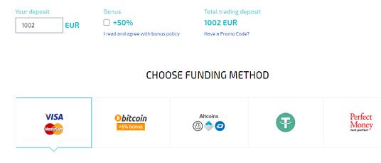 DAXBase Deposit Funds