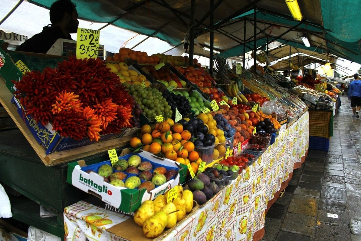 Sicily Introduces Blockchain To Its Food Supply Chain