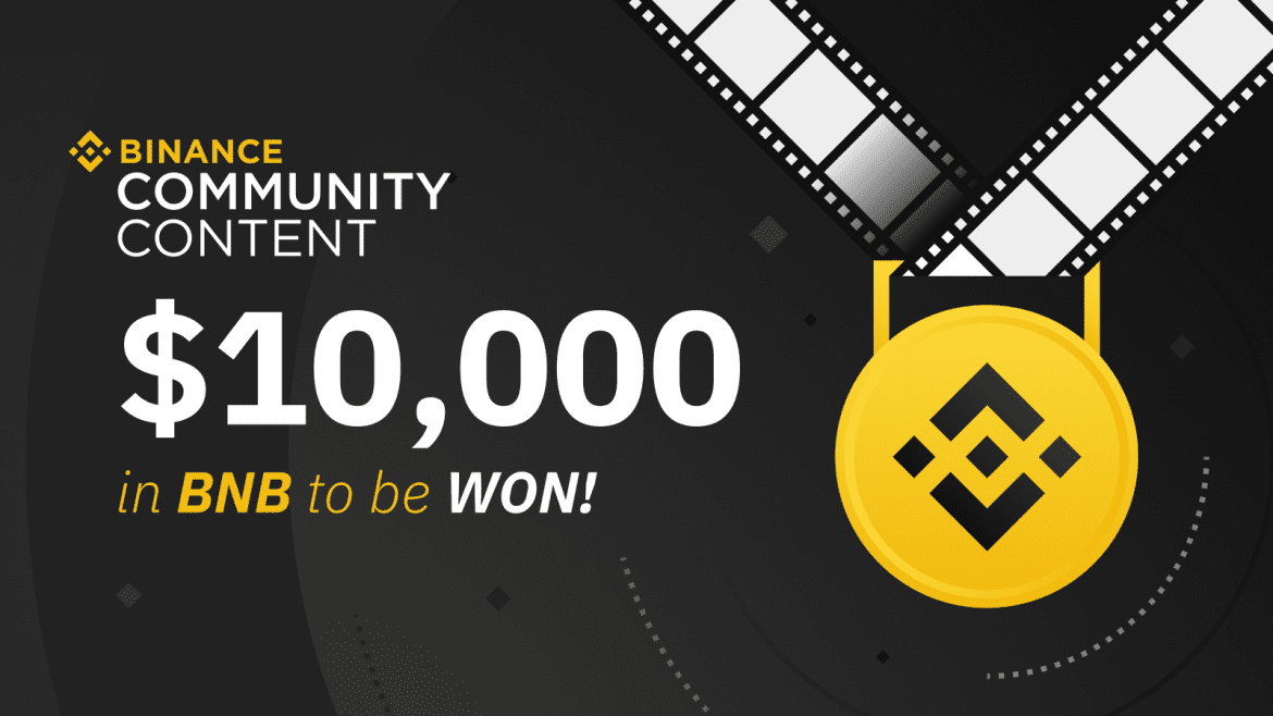 Win 10,000 BNB With New Binance Futures Competition
