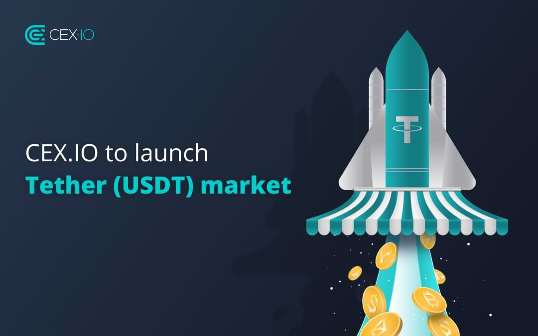 CEX.io To Launch Tether With Special Low Fee Offer
