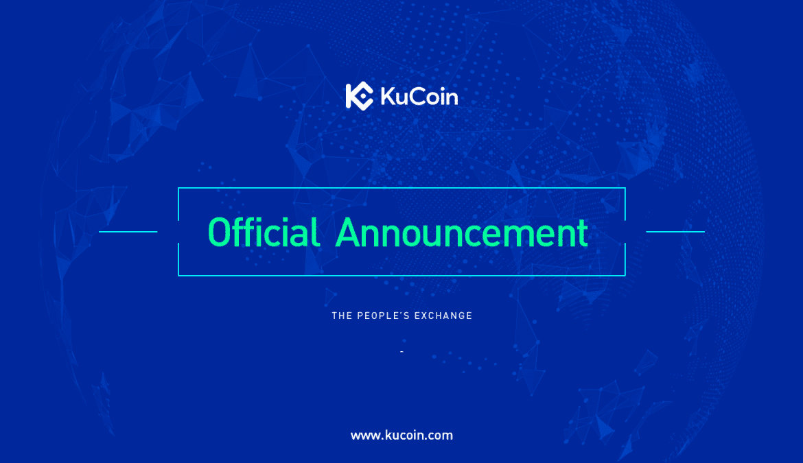 KuCoin Adds TRX Trading Market