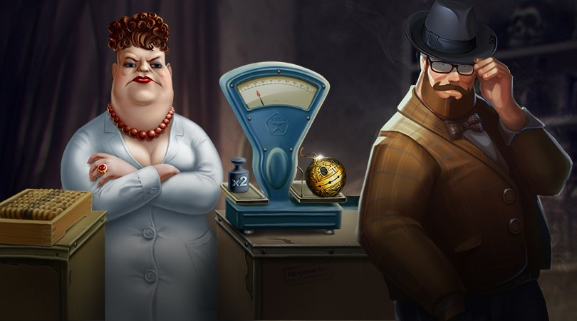 Syndicate Casino Characters
