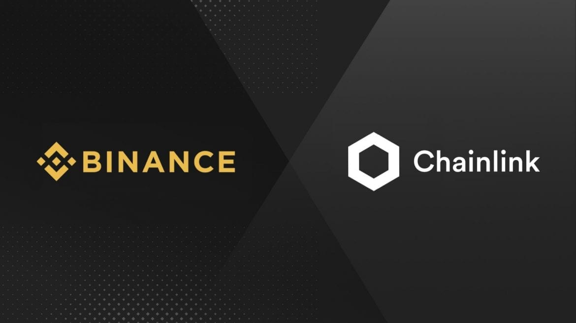 Binance Partnership with Chainlink Promises to Support DeFi Growth