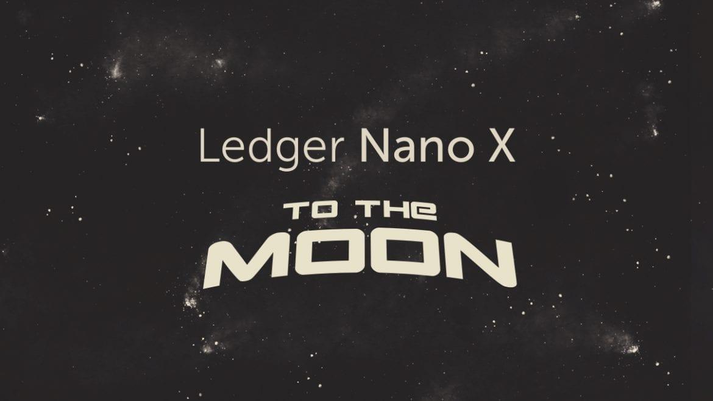 Ledger Unveil Commemorative Flagship Product, Nano X