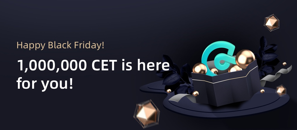CoinEx Announce Black Friday Deal Worth 2,000,000 CET