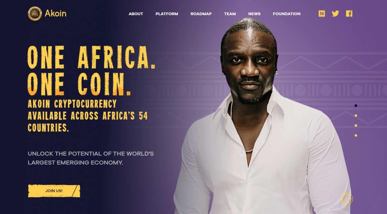 Akon's Akoin: A Futuristic Vision and Philanthropic Mission