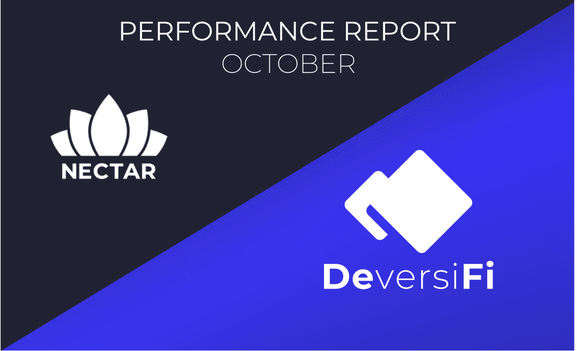 DeversiFi Reveal First Month Performance Report