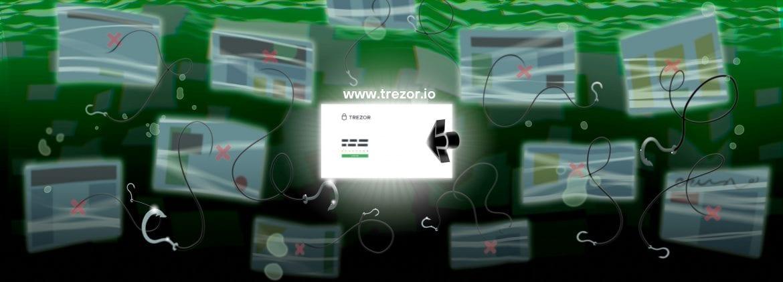 Trezor Outline 9 Helpful Anti-Phishing Tips