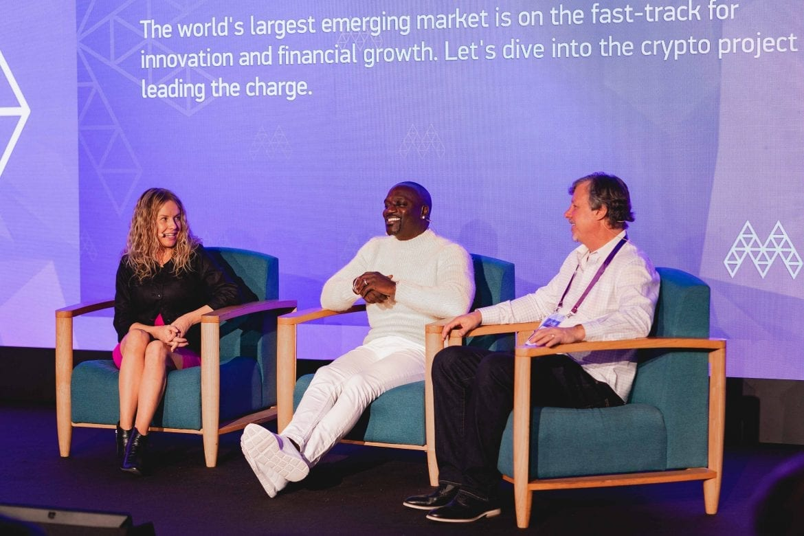 Akon's Akoin - AIBC Summit Panel Discussion