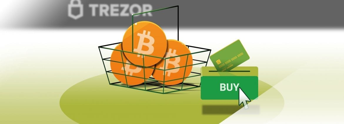Trezor Explain Why You Should Use Their New Buy Service