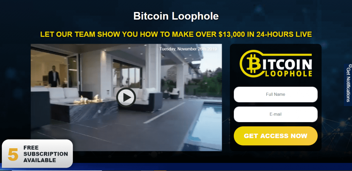 What's A Bitcoin Loophole?