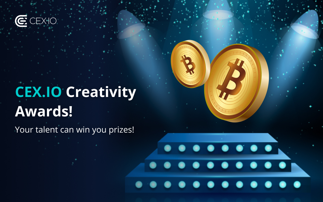 CEX Announce Creativity Awards For Users