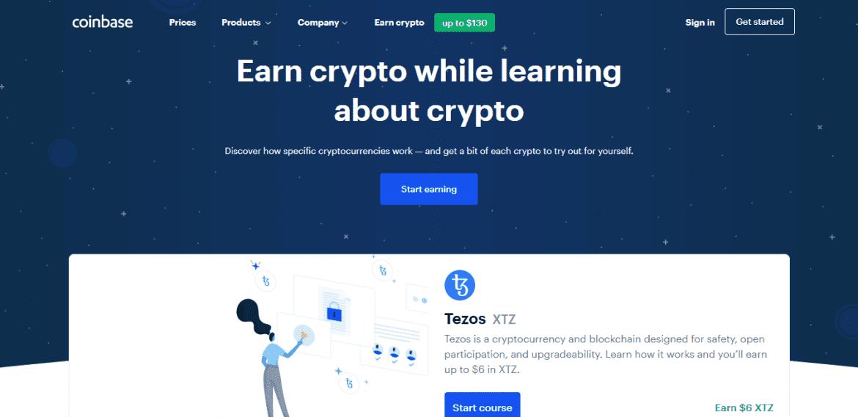 coinbase bitcoin faucet step 2