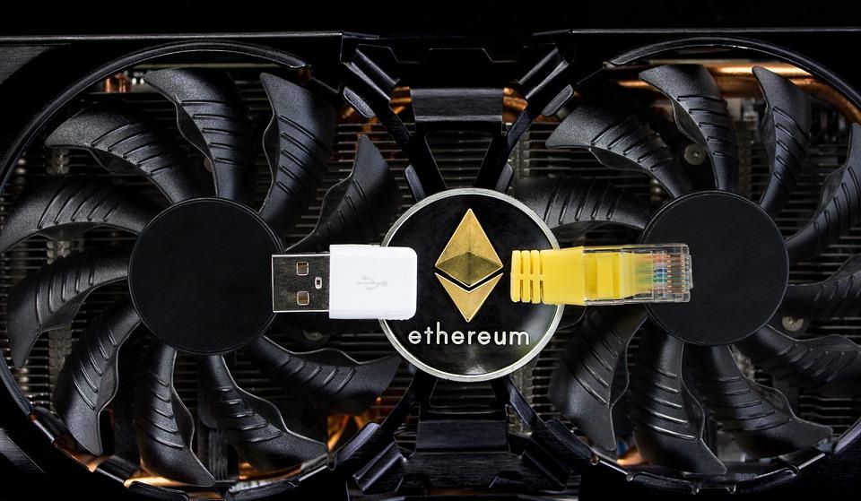 eos vs ethereum mining
