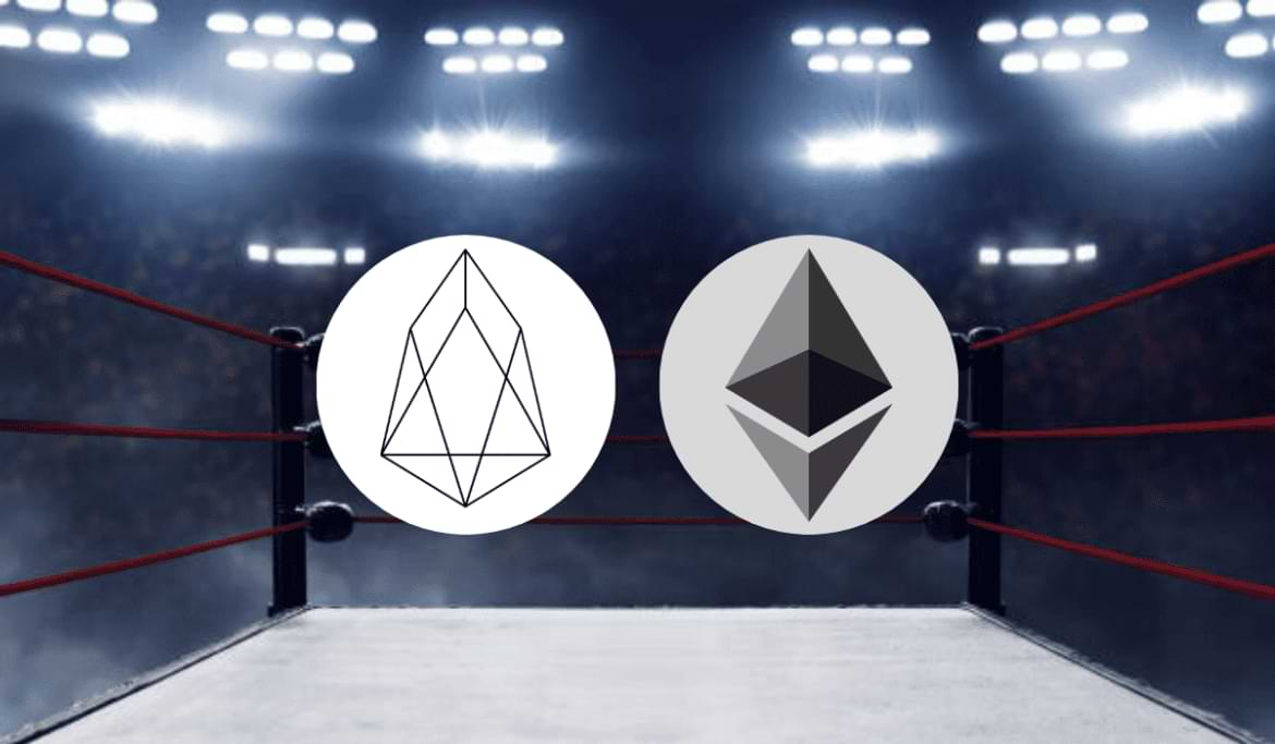 EOS vs Ethereum – Which one to invest in?