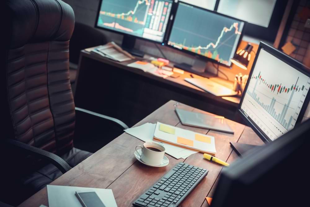 crypto trading charts